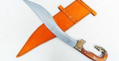 Espadas artesanales