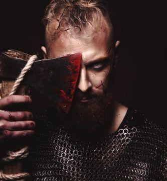tipos armas vikingas